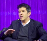 Uber CEO Travis Kalanick.