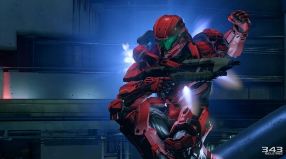 Microsoft announces Halo 5 coming Oct. 27 in live-action TV commercial