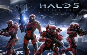 Halo 5 Guardians multiplayer beta starts today.