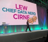 Lew Cirne, New Relic's founder and chief executive, speaks at New Relic's 2014 FutureStack conference in San Francisco.