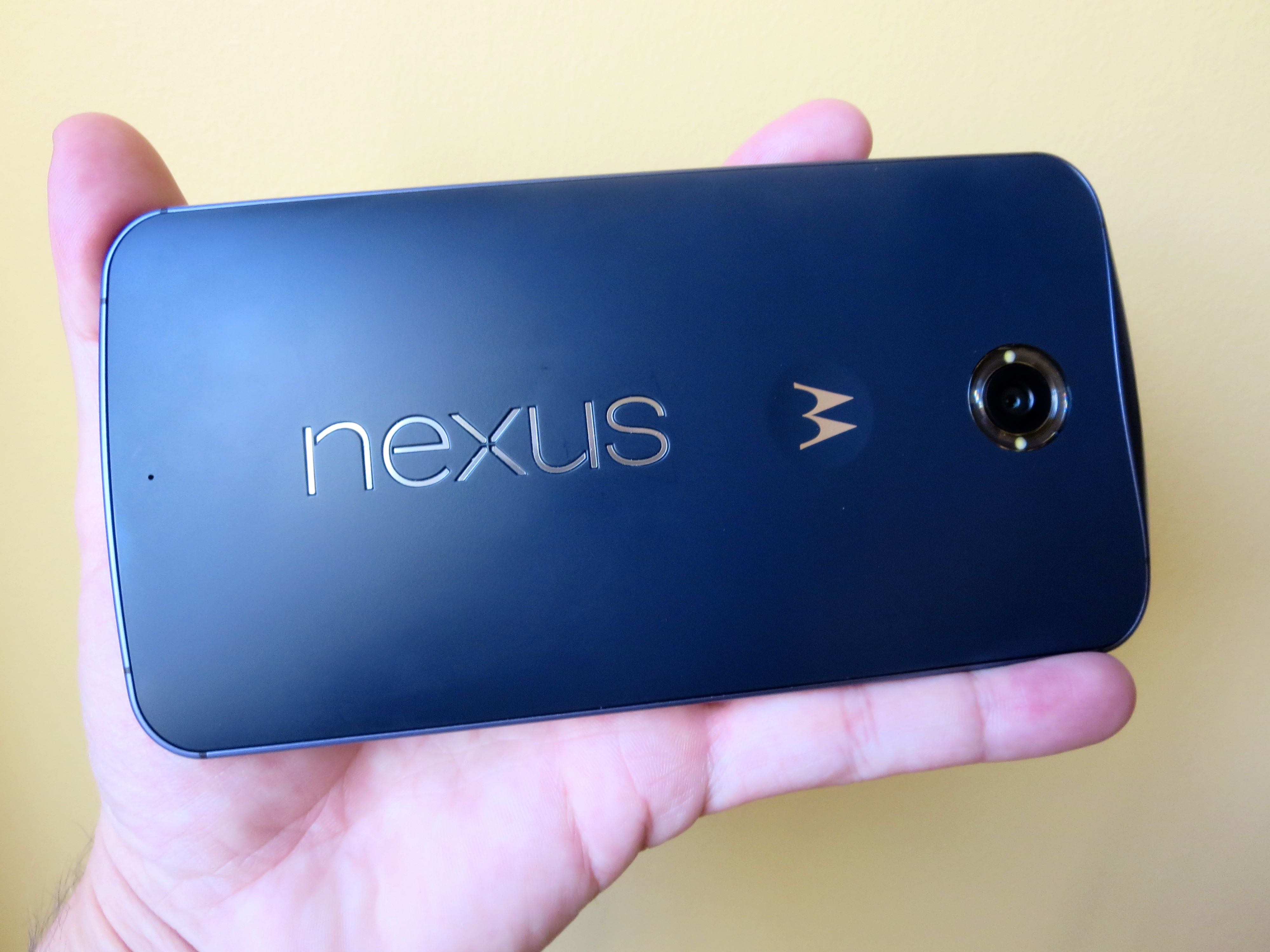 The new wireless service will be available only on Google's Nexus 6 phone.