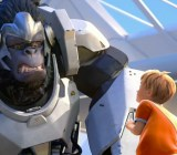 Overwatch is S.H.I.E.L.D. if its agents include apes with glasses.
