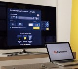 Paymentwall's smart TV payment solution