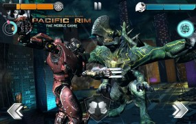 Reliance Games' Pacific Rim mobile game