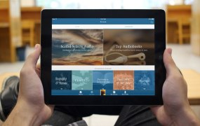 Scribd audio books