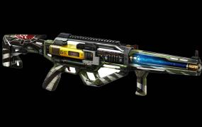 The new energy weapon available to people who own the Call of Duty season pass on Xbox One.