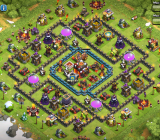 Clash of Clans is the top-grossing mobile app in the world.