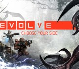 Evolve Logo Choose Your Side