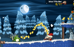 Boomlagoon's Monsu in action for iOS.