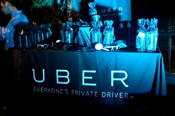 Uber table