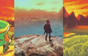Nintendo is looking back to figure out what a modern Zelda should look like.