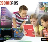 AwesomeAds serves kid-friendly ads.