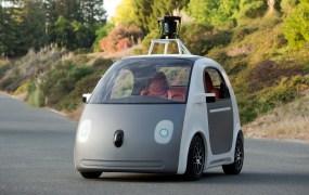 Google's driverless car.