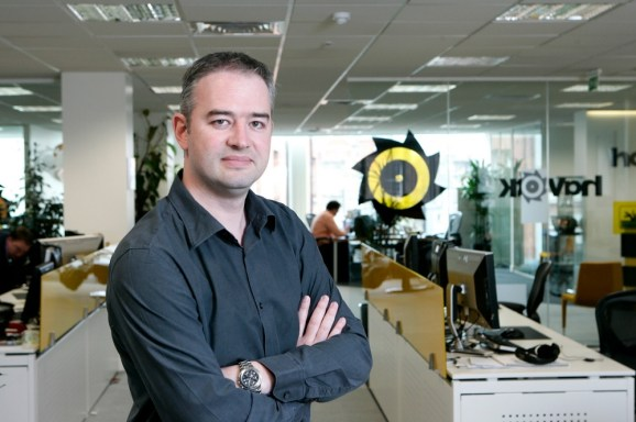 David Coghlan, president and managing director of Havok