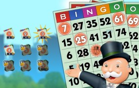 Monopoly Bingo from Storm8