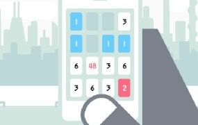Threes is the best puzzle game of 2014.