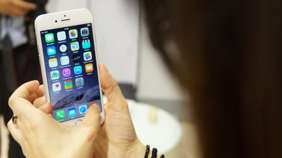 The iPhone 6 and 6+ have helped China grow even faster than some expected.