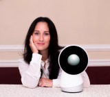 JIBO founder and CEO Cynthia Breazeal