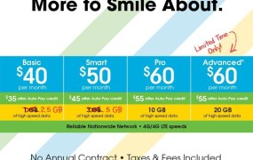 Cricket Wireless Offers Infographic