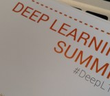 At the Deep Learning Summit in San Francisco on Jan. 30.