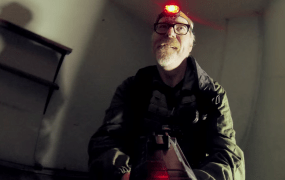 Adam Savage testing a Doom myth.