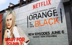 Netflix - Orange New Black