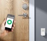 August Connect allows remote access, via the Internet with users' Smart Locks.