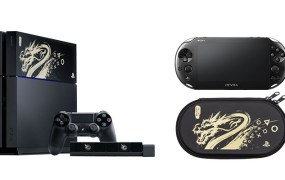 China gets its own limited edition PlayStation 4 and Vita systems with dragon art