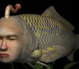 Seaman is the virtual pet that'll give kids nightmares.