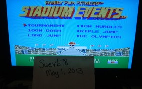Stadium Events for the NES.