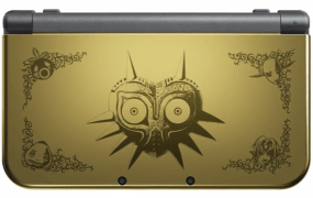 The Majora's Mask-themed New 3DS XL is selling out fast,