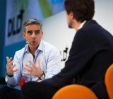 David Marcus, Vice President of Messaging Products at Facebook, speaks at DLD 15 in Munich, Germany.