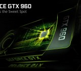 Nvidia GeForce GTX 960 graphics card.