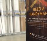 Porch.com signage