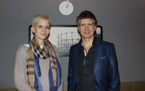 Stugan cofounders Jana Karlikova and Tommy Palm