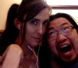 Brianna and Frank Wu