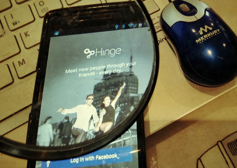 hinge dating app android Download these top 10 best dating apps, and you'll find a date in time for  valentine's dayor any other night of the year.