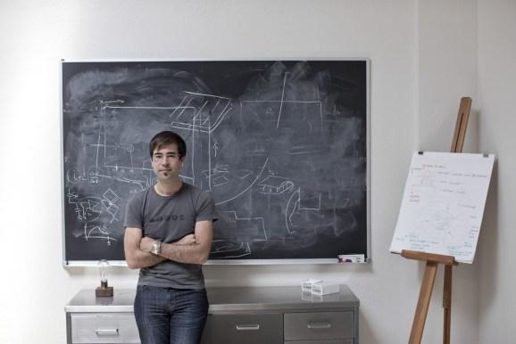 Patent attorney and investor Jeffrey Schox.