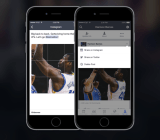 Facebook's Mentions app now lets celebrities share posts to other social networks including Instagram and Twitter.