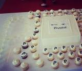 Celebrating the opening of Pivotal's Toronto office.