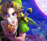The Legend of Zelda: Majora's Mask 3D brings the Nintendo 64 classic to the 3DS.