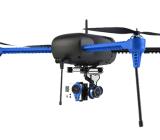 3D Robotics' Iris drone.