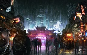 The cyberpunk role-playing franchise Shadowrun comes to Hong Kong.