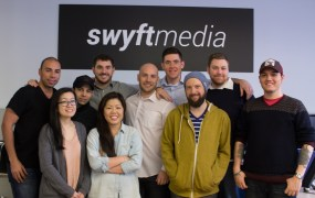 Swyft Media team January 2015