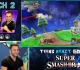 Channels like Teens React could monetize videos like this ... if Nintendo ever gets around to approving YouTube uploads.