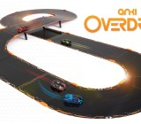 Anki Overdrive will feature configurable race tracks.