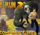 Bruce Lee in Temple Run 2