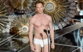 Neil Patrick Harris hosts the Oscars.