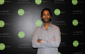 Ru Weerasuriya, CEO and creative director of Ready At Dawn.