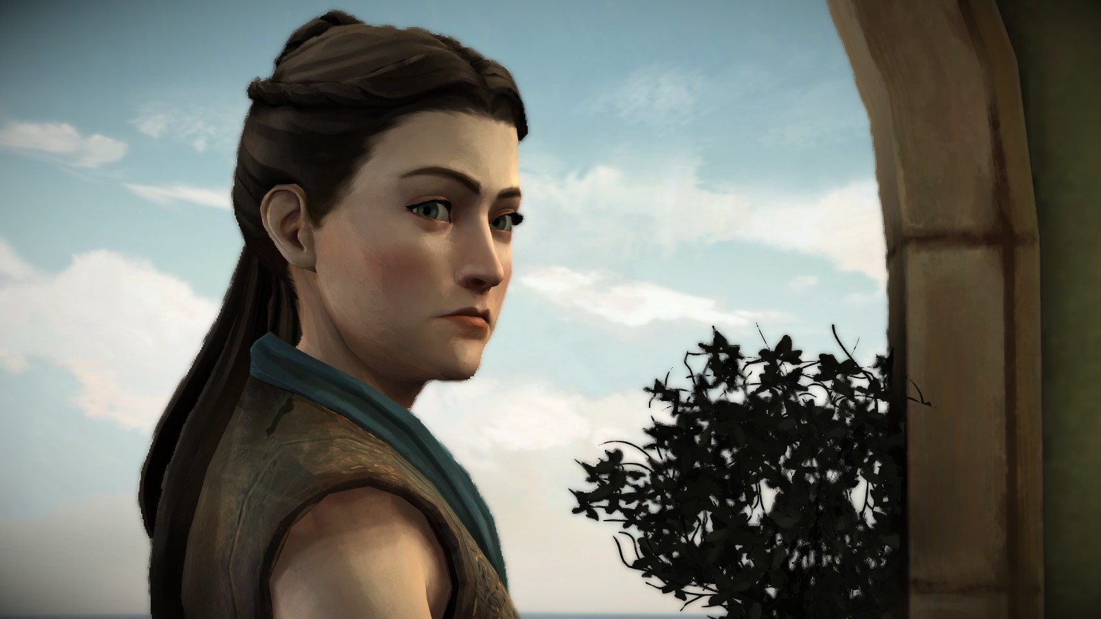 Mira Forrester risks her life to save her family in Game of Thrones.